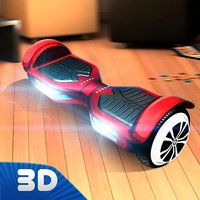 Hoverboard House Surfers Rush