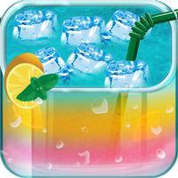 Cocktail Ice & Iced Drinks Maker Lite - Kids Games