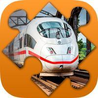 Train Jigsaw Puzzle Games Free