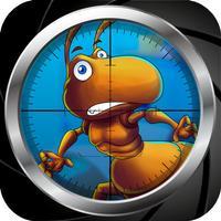 Sniper Ants - multiplayer battle games