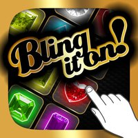 Bling It On! LITE: Attain gilt skills in this fun & uniquely addictive gem match game!