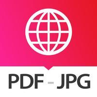 Web to PDF JPEG PNG Converter