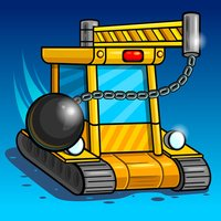 Crane Construction Smash