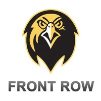 Go Falcons Front Row