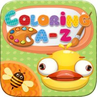 ABC Animals Coloring Book Game For Toddler And Kid