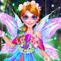 Fairy Magic Makeover -  Dress Up Salon and Spa