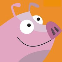 粉红小猪的童话故事 pink pig -- 儿童学前教育卡通动漫视频锦集