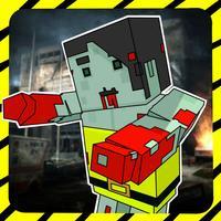 Kill Bill Zombies - Box Zombie Fight