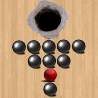 Labyrinth - Roll Balls into a hole
