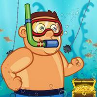 Treasure Hunt Underwater