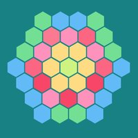 Hex Beehive-hexagon puzzle 10!