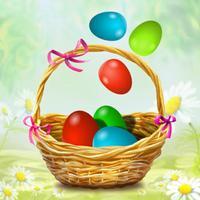Egg Catcher Fun