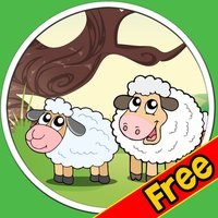 beautiful farm animals for all kids - free