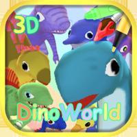 Dinosaur World 3D - AR Camera