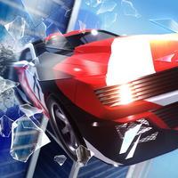 Smash Car Hit - Hard Stunt