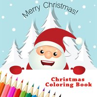 Christmas Tree Coloring Book p