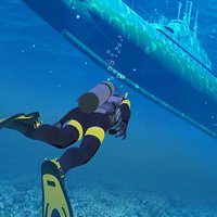 Secret Agent Underwater: Scuba Diving