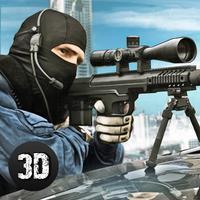 SWAT Sniper Prison Guard Shooter