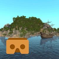 VR Island HD for Google Cardboard