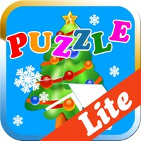 Christmas puzzle game lite