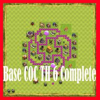 Best Base TH 6 COC