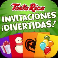 TostaRica Invitaciones divertidas