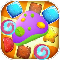 Candy Cracker Pop Mania-Best Match Three Puzzle Game For Kids And Girls