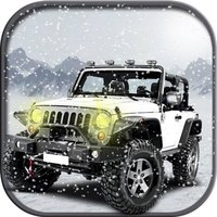 Snow Hillroad Driving Challeng