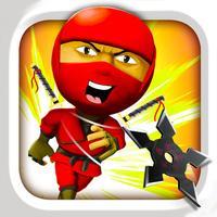 3D Tiny Ninja Fun Run Free - Mega Kids Jump Race To The Aztec Temple Games
