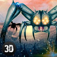 Aliens Space Battle 3D