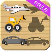 Wheels Puzzles For Kids