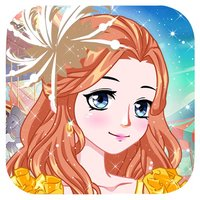 Long Hair Princess Dress Up Party - Girl Games
