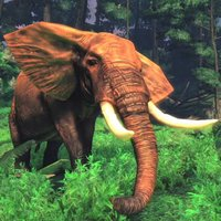 Elephant Real Adventure Game
