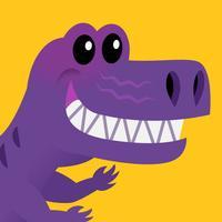 Dino Sight Words: Kindergarten Learning Game