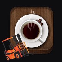 Coffee Delivery - Hot coffee serving by coffeehouse to home