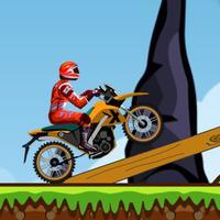 Ben Motorcycles jungle Racing