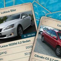 AutoUncle Bilkort
