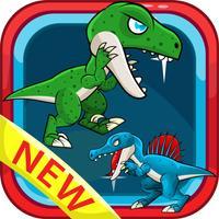Jurassic dinosaurs simulators
