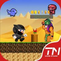 Jungle Adventure Ninja Smash World