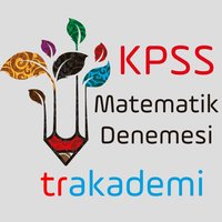 KPSS Matematik Video Çözümlü Deneme Sınavı