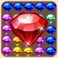 Diamond Crush - Innovative Diamond Match-3 Game