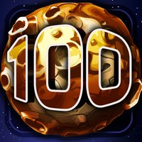 100 Asteroids - Catch the Asteroids before they fall on Earth