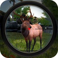 Deer Target Hunting: Safari Sniper