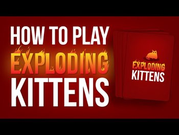 Exploding Kittens® App for iPhone - Free Download Exploding