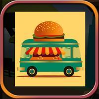 Hamburger Catching Van – Extreme Fun game 2017