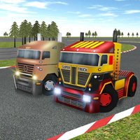 Real Truck Racing Games 3D