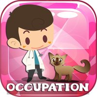 Occupation Flash Cards English Vocabulary For Kids