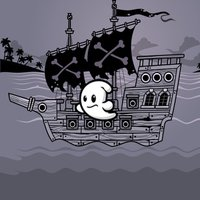 Ghostship - defeat the spooky sea