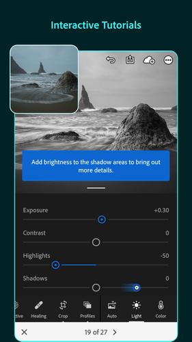 Adobe Lightroom App for iPhone - Free Download Adobe Lightroom for
