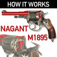 How it Works: Nagant M1895